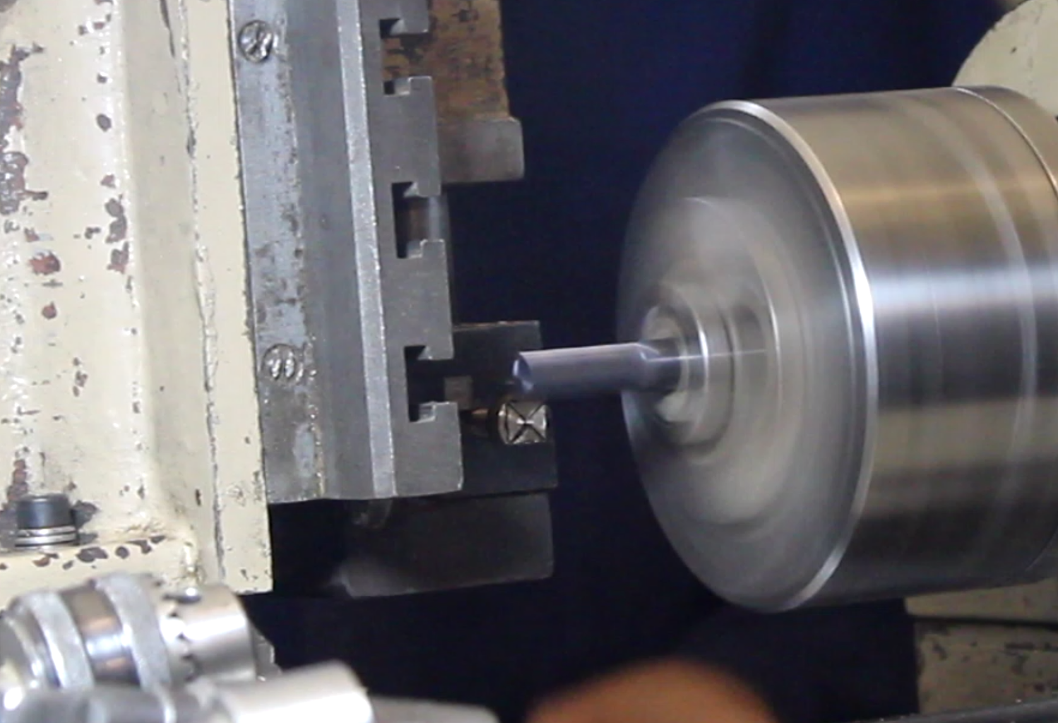 Making the Bolt