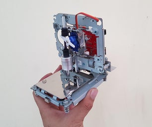 BACK TO BASIC – MINI CNC PLOTTER