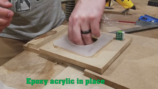 Assembling Your Front Baffle