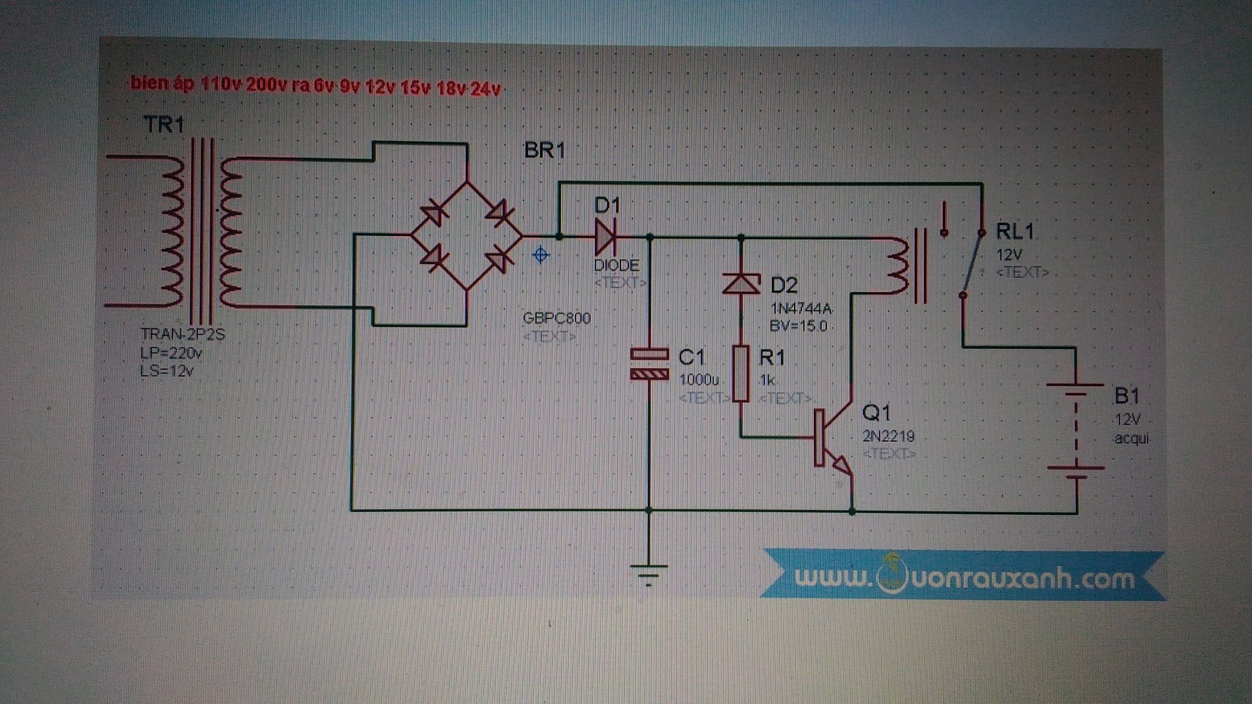 Circuit and