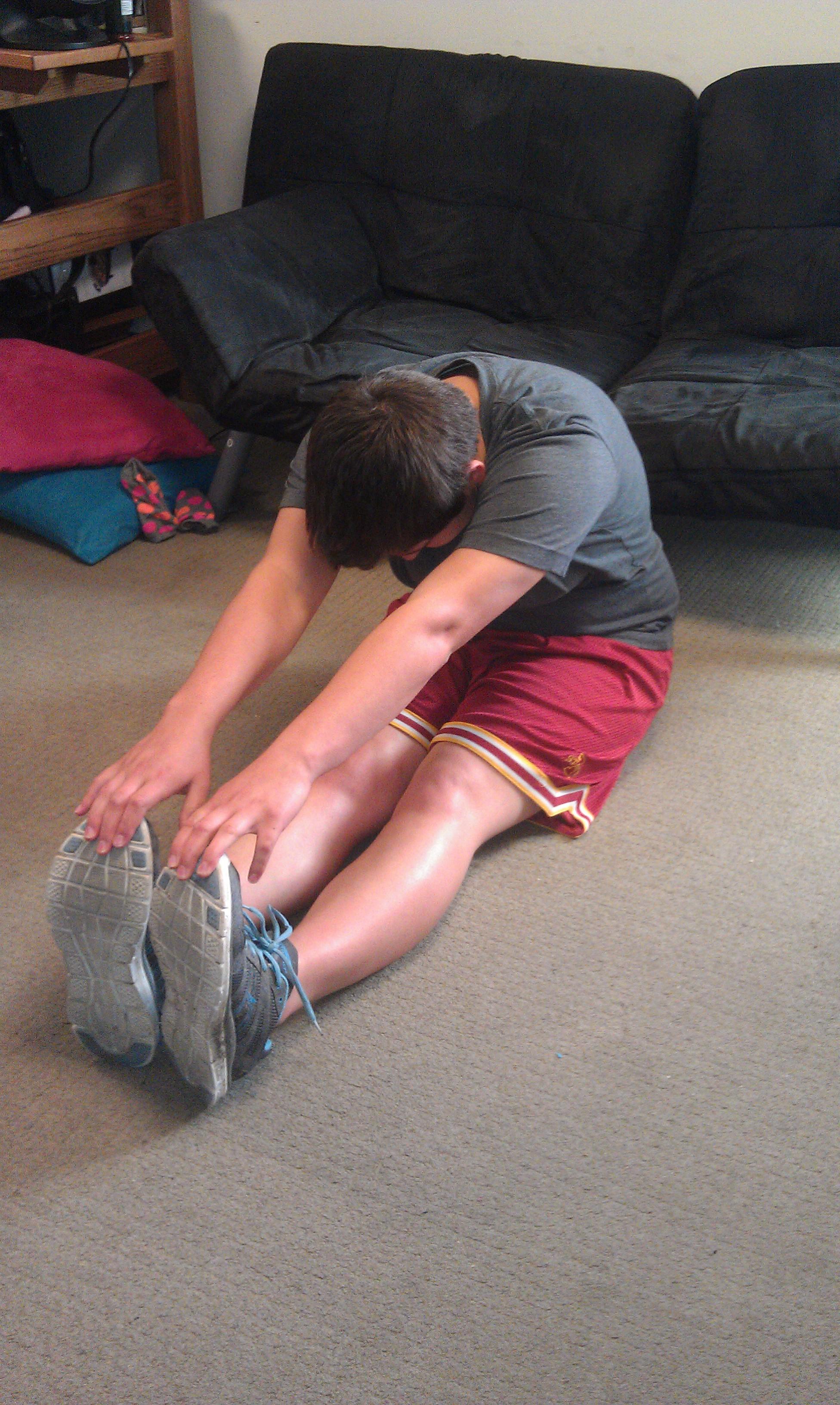 The Ten Minute Dorm Workout