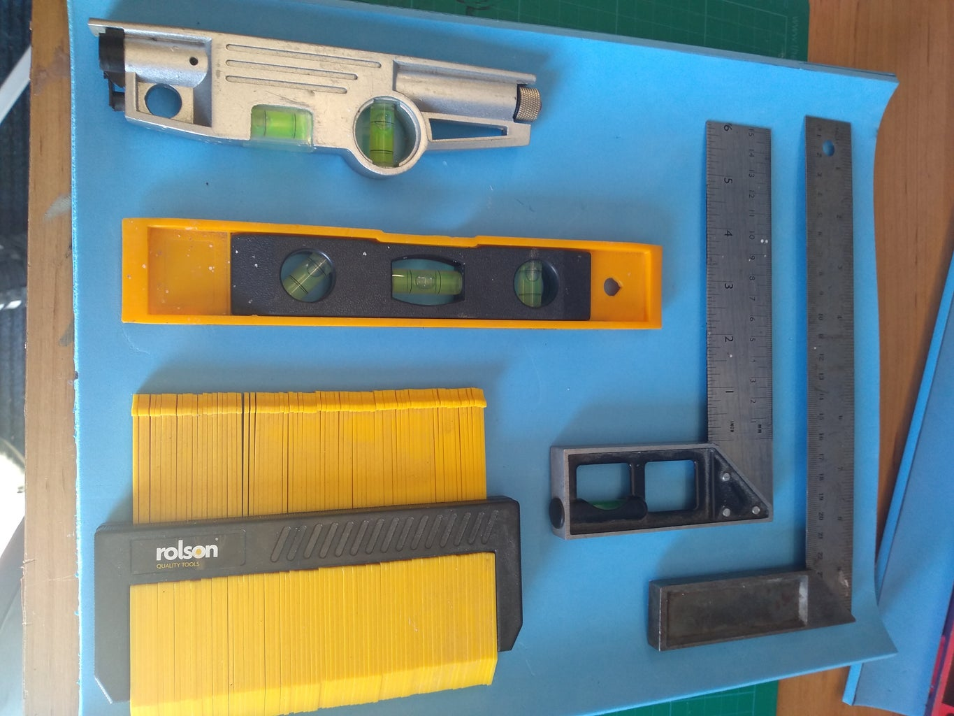 Planning Your Tool Layout