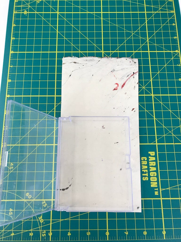 Measure and Cut the Fabric