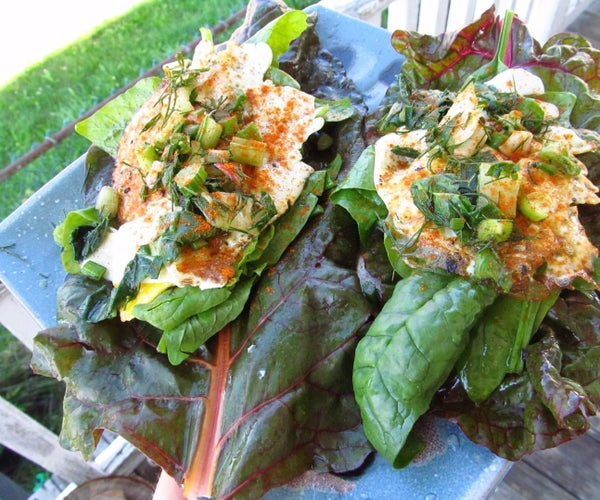 Traditional Leafy Veggie Ferment