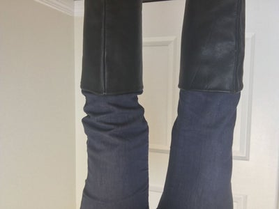 Keep Your Jeans in Place When Wearing Boots