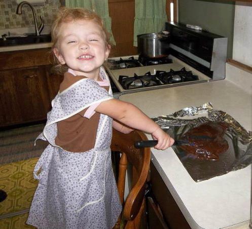 Child's Play Home-Made Tootsie Rolls