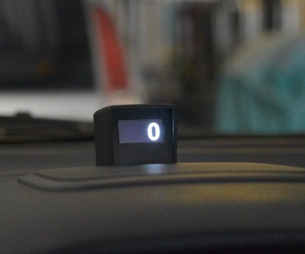 Redundant Car True Speedometer