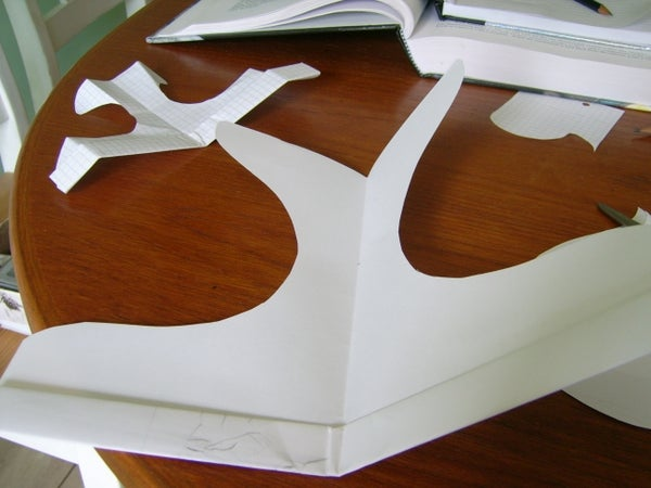 Build the Barnaby Paper Aeroplane
