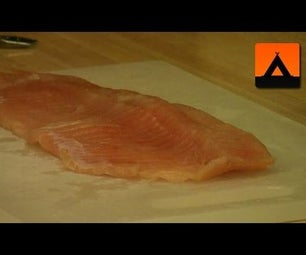 How to Remove Pin Bones From Salmon or Steelhead