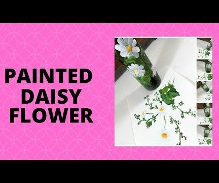 PAINTED DAISY FLOWER