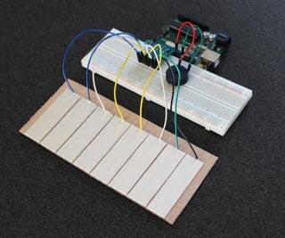 Arduino Tinfoil Piano