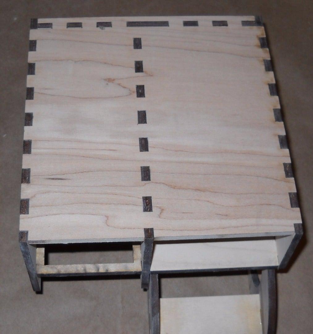 Assemble the Cabinet (Part 2)