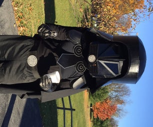 Space Balls Dark Helmet Costume