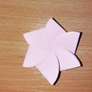 Paper Flower Envelope