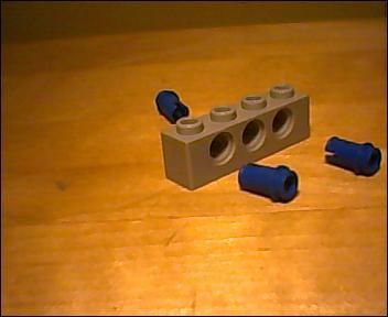 LEGO Sub Machine Gun 1 (LSG1) Part 1