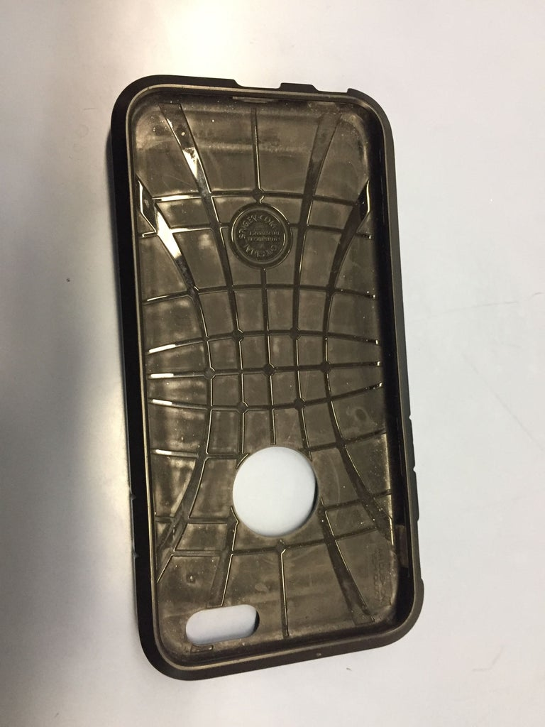 Duct Tape Your Phone Case As Shown