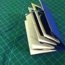 Expanding Paper-cut Greeting Card