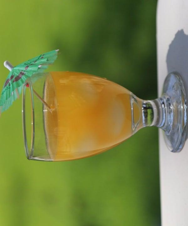 Mango Lychee Refreshing Beverage