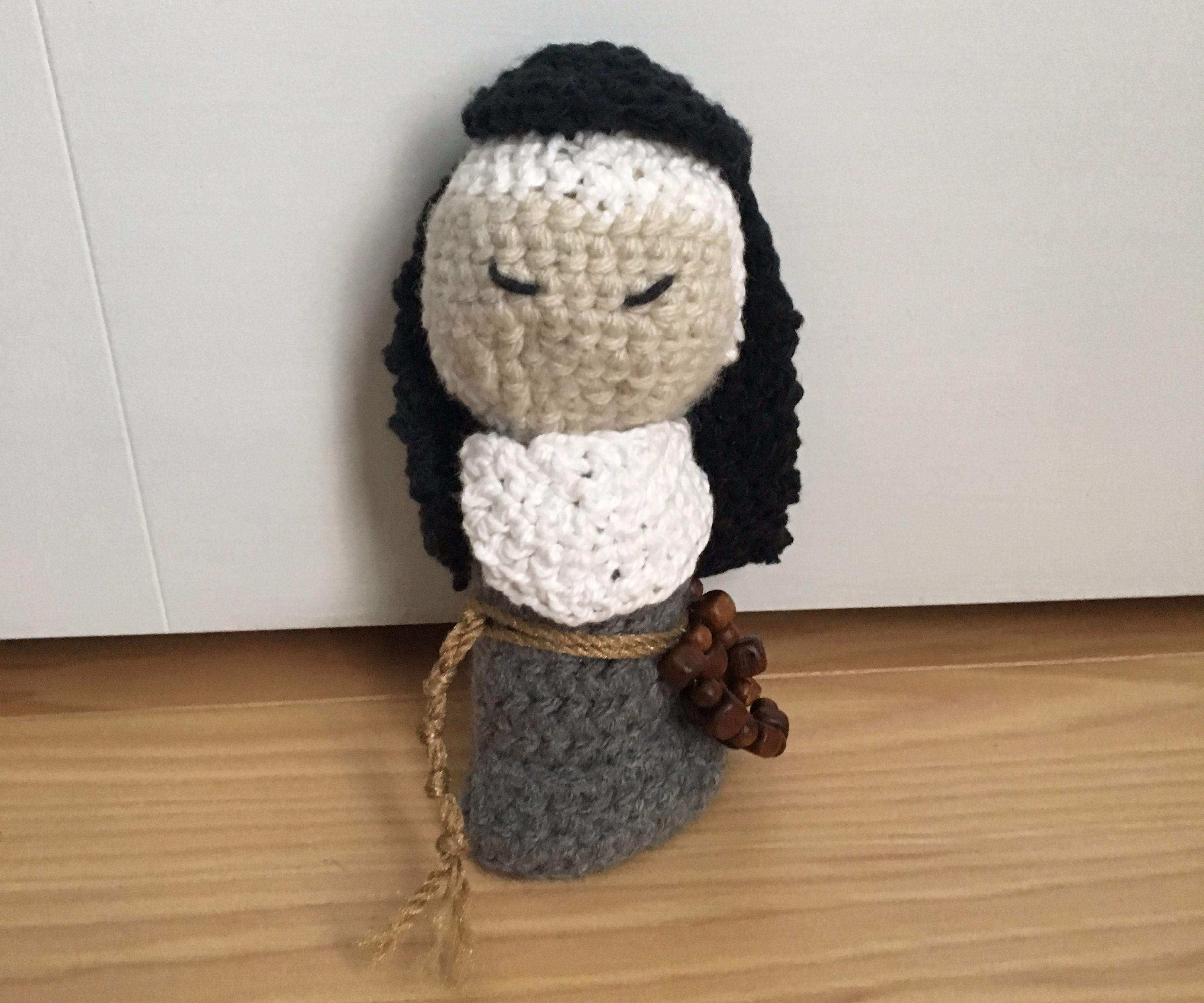 Amigurumi Nun (Poor Clare Order)