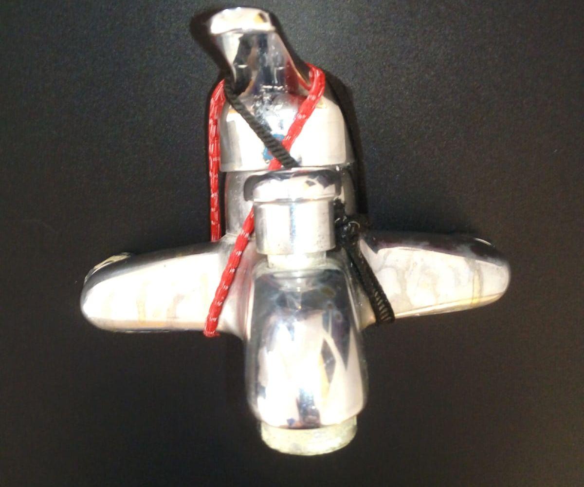 Adaptación Funcional Para Grifo Mono-mando (regulación De La Tº Del Agua)
