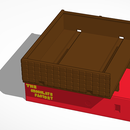 Proto type for chocolate factory choclate shaker
