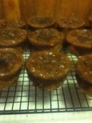 Cookie Brownie Cups
