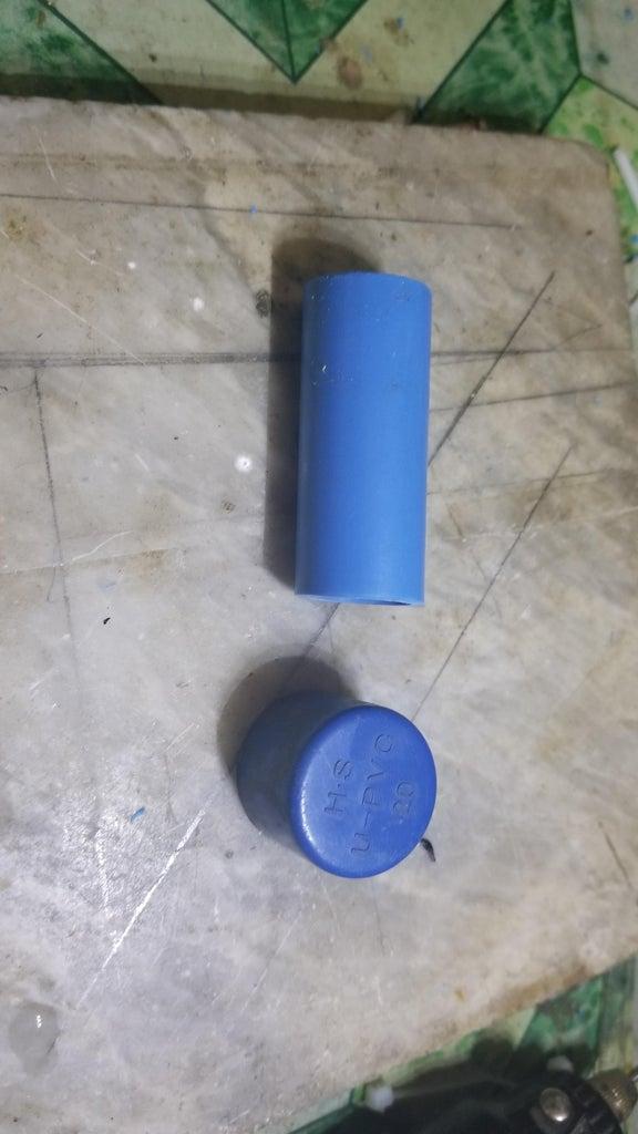 A Very Cheap Disinfectant Mist Sprayer