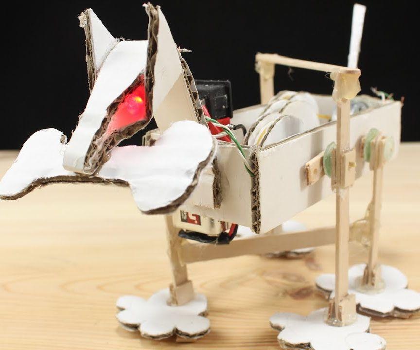 Make Simple Robotic Dog