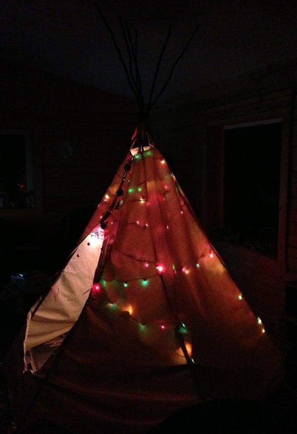 Solstice Tree Fort