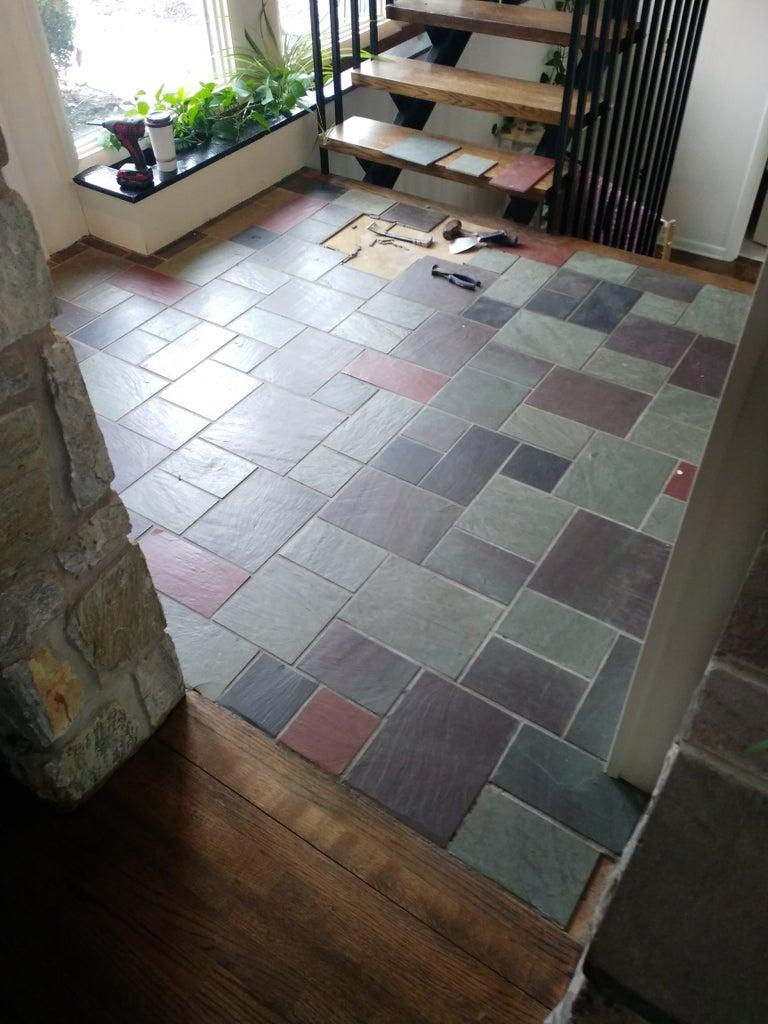 Prep Floor