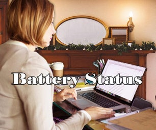 Check Your Laptop Battery