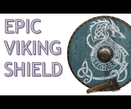 Epic Viking Shield