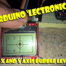Arduino Micro Electronic Bubble Level
