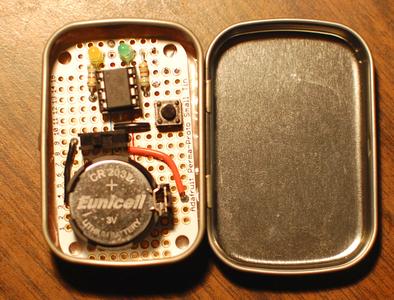 Nerd Pocket Watch