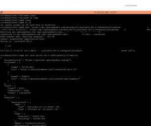 Reverse Geo-coding From the Linux Command Line