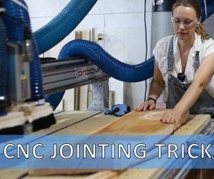 如何在数控机床上连接和刨削大型板材