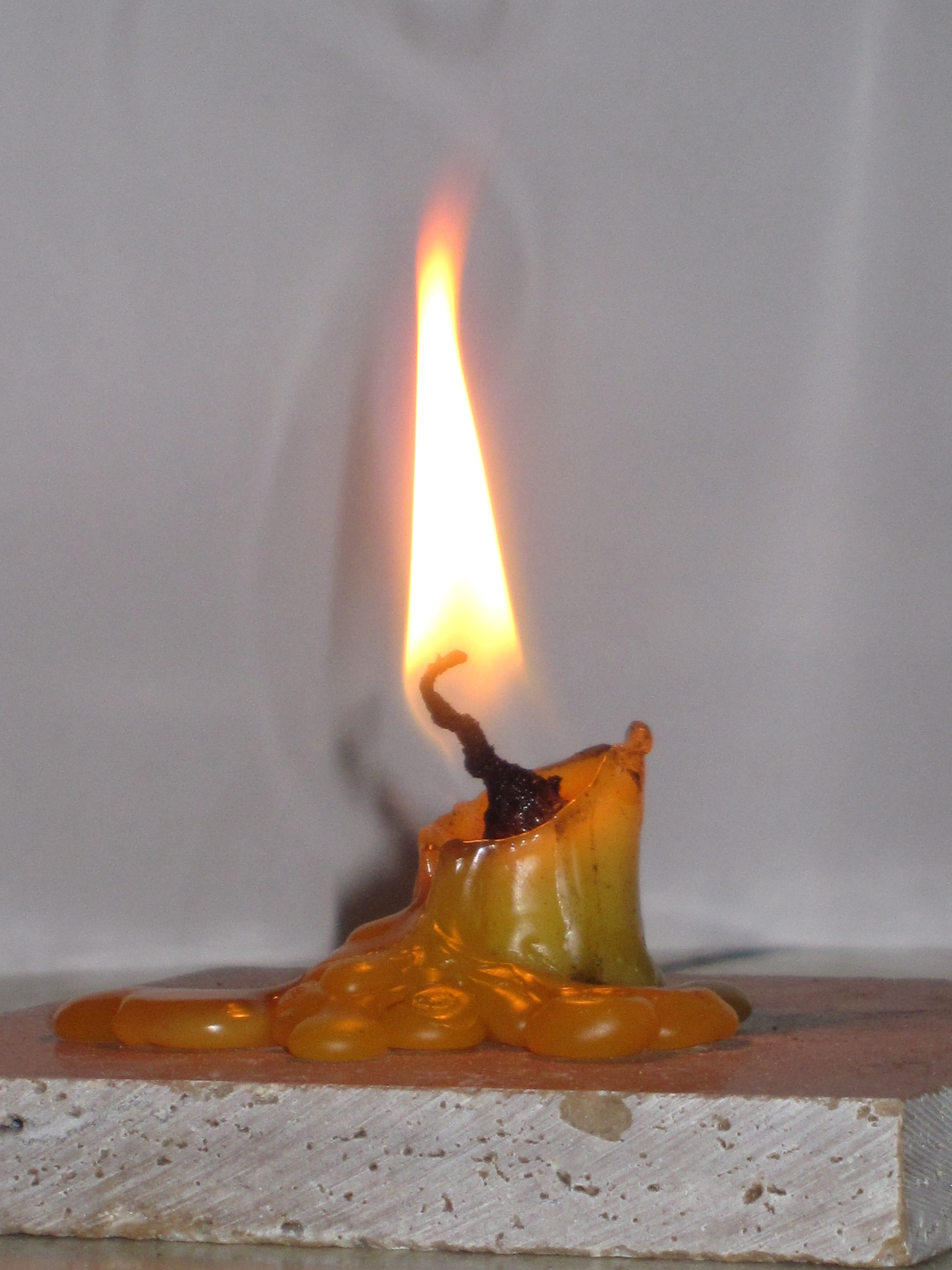 build a eco-friendly candle