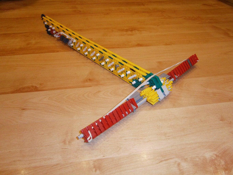 My Knex Crossbow V2 :D
