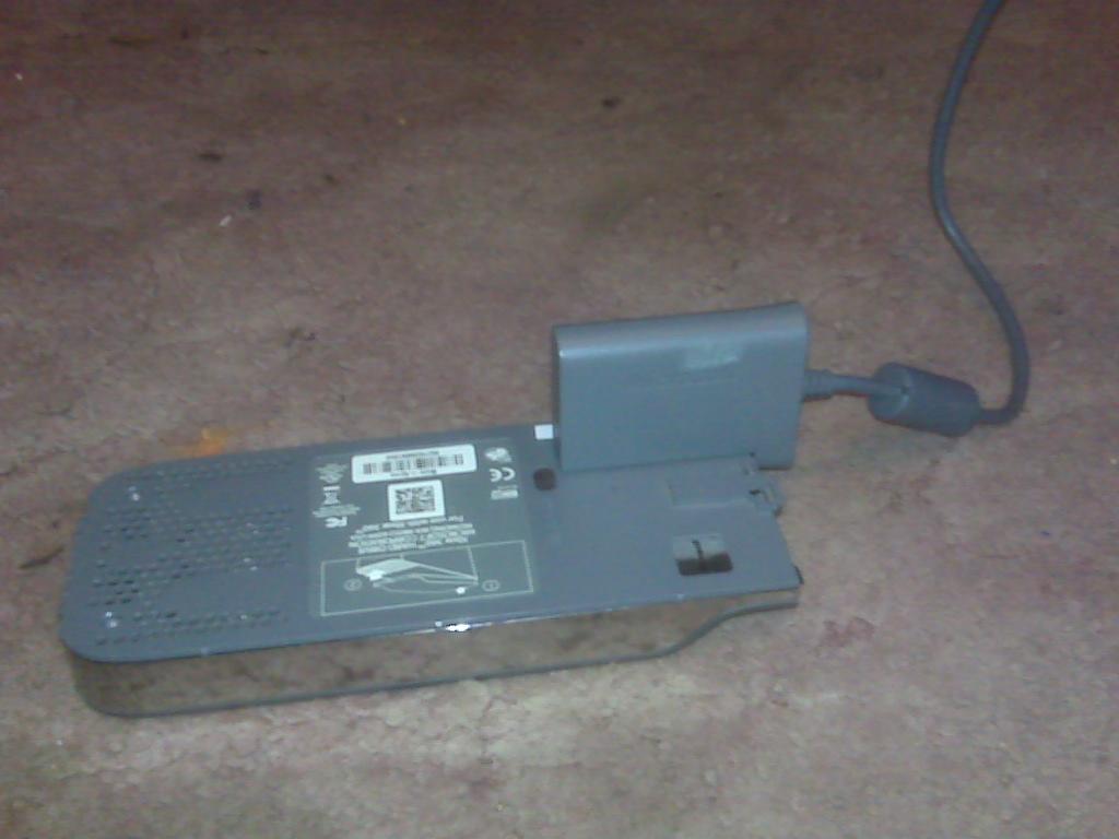 Old Xbox 360 Hard Drive + Hard Drive Transfer Kit = Portable USB Hard Drive!