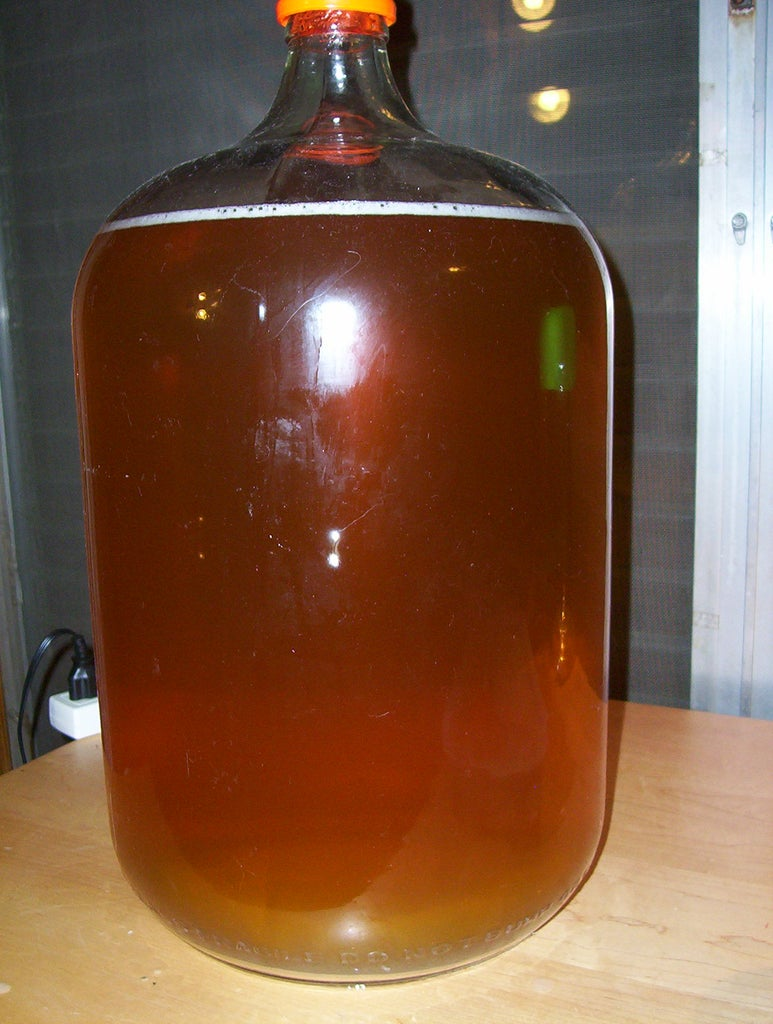 Fermenting Your Wine