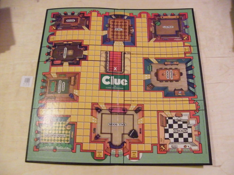 Step 2: Cut Game Board