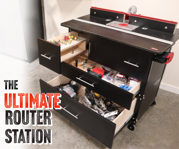 Ultimate Router Station