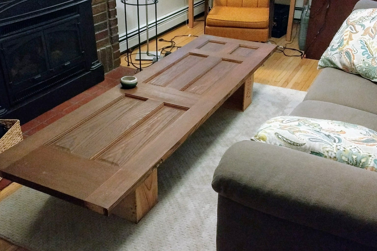 Simplest Coffee Table (ever?)