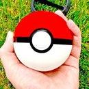 How to Make POKEMON Ball || Easy to Make || -- Pokemon Games Pok