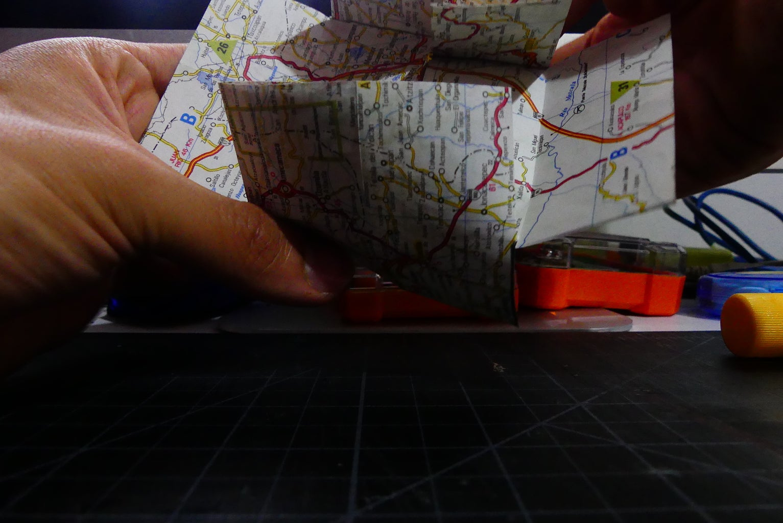 Using Your Map-maker