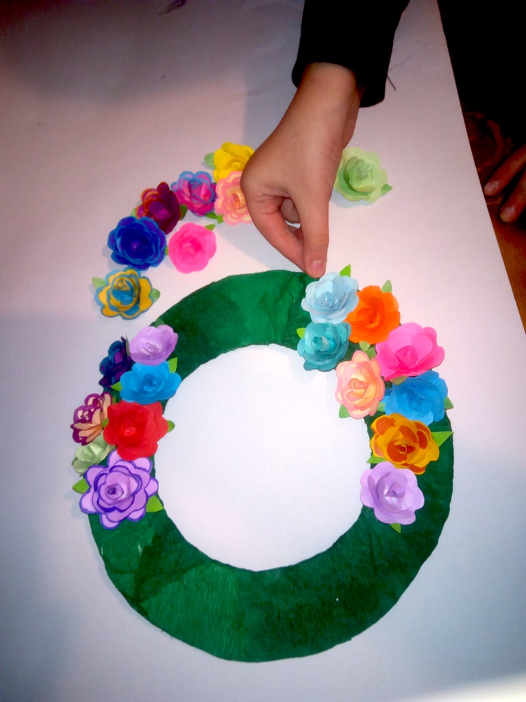 Building the Wreath
