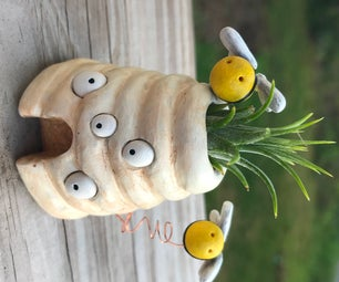 Beehive Air Plant Container
