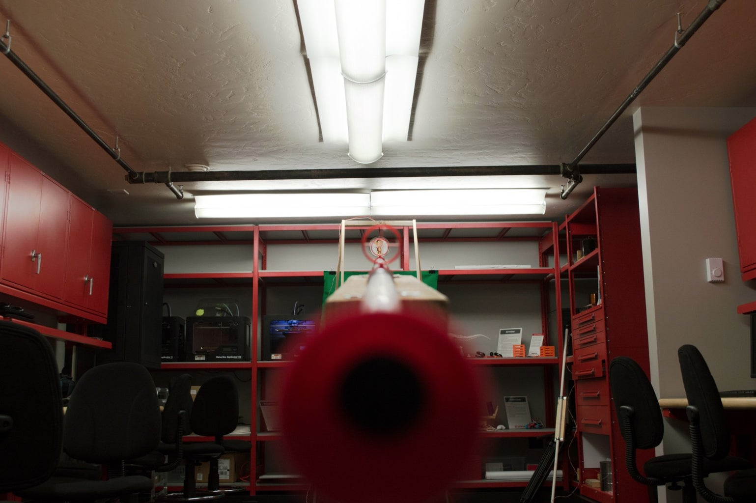 Monkey Hunter - Blow Guns, 3D Printing and Programming, Oh My!