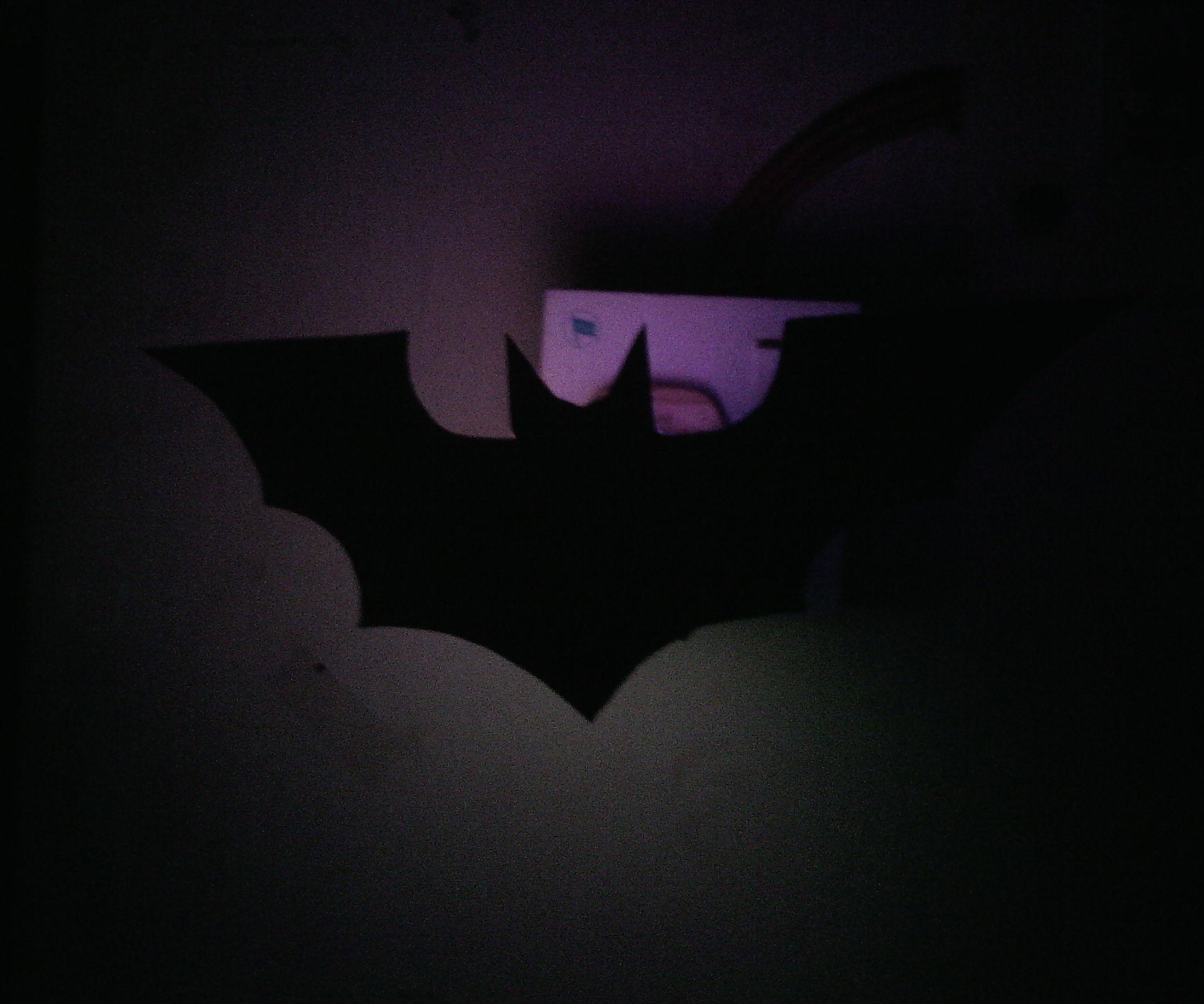 Batman logo- Light covering