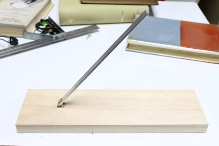 Attaching the Book Lever